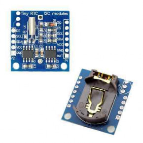 Tiny RTC Real Time Clock DS1307 I2C IIC Module