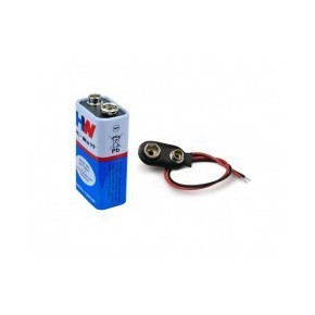 Hi-Watt 8F22 9 V Battery...