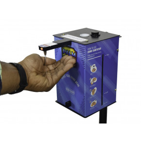 PALM SAFE-PSV100 Automatic Hand Sanitizer Dispenser