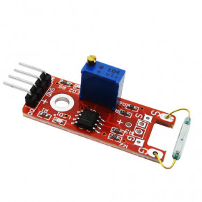Reed Switch Sensor Module...