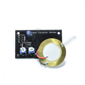 Piezo Ceramic Vibration Sensor