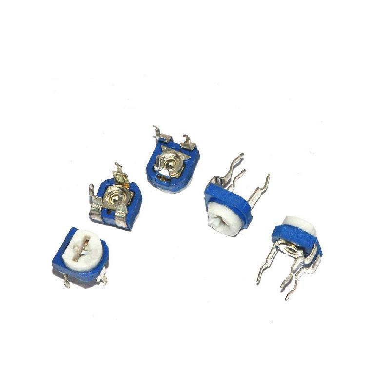 10 Pcs Capacitor EK SMD 220uF