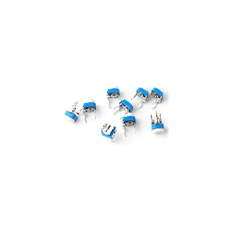10 Pcs Capacitor EK SMD 10uf