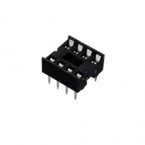 IC Base 8 Pin (10Pcs/Set)