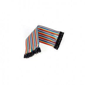Jumper Wires FF 20mm 40 Strips