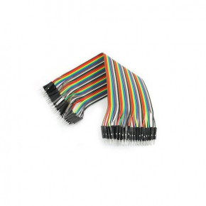 Jumper Wires MM 20mm 40 Strips