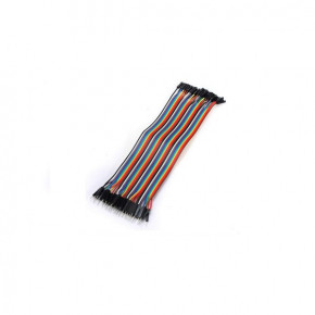 Jumper Wires MF 20mm 40 Strips
