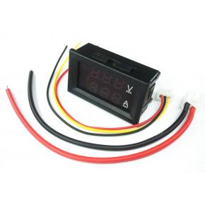 Digital Volt Meter Ammeter...