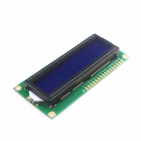 16x2 LCD Display White On...