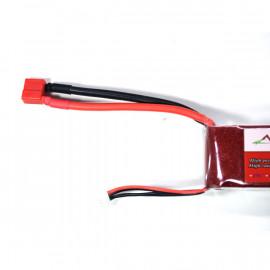 18650 Li-Ion battery pack 7.4V (2S)