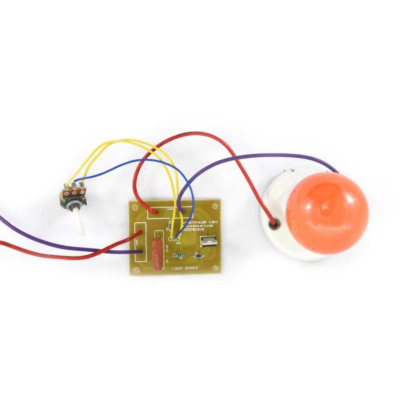 LDR Light Sensor Module - troncart
