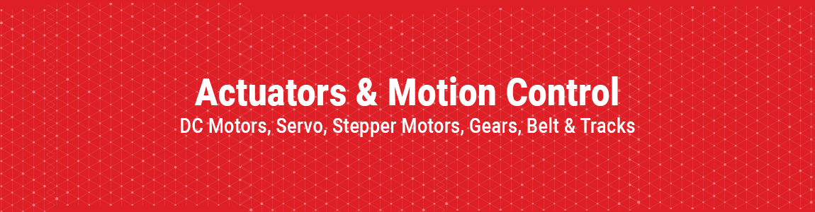 Actuators & Motion Control